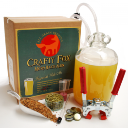 crafty fox ipa