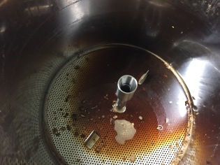Sparging in the Grainfather