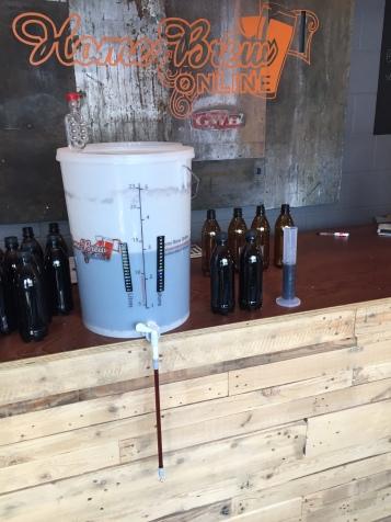 Bottling the brew